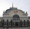 Железнодорожные вокзалы в Балабаново