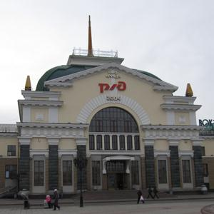 Железнодорожные вокзалы Балабаново